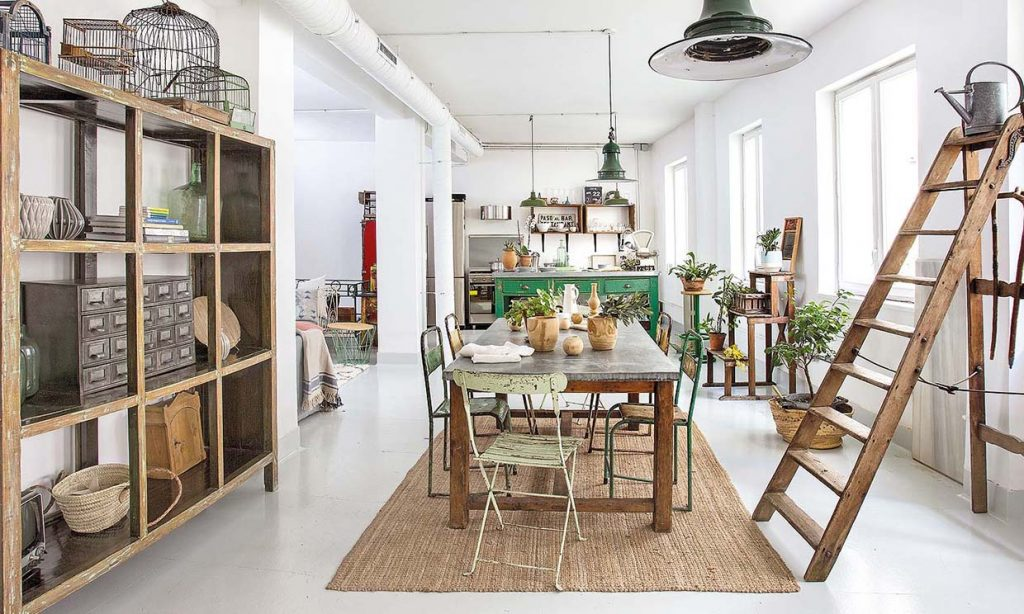 5 ideas para decorar la casa al mejor estilo vintage 1